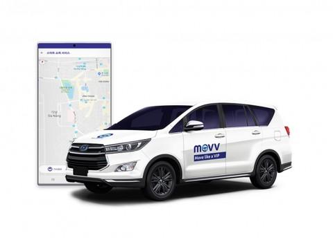 글로벌 모빌리티 플랫폼 스타트업 무브(movv)