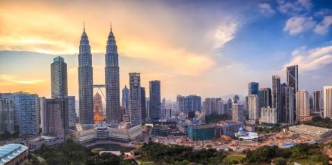 말레이시아 쿠알라룸푸르 전경
