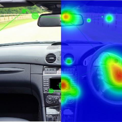 스크린 기반 원격 Eye Tracking Bar  하드웨어 및 소프트웨어