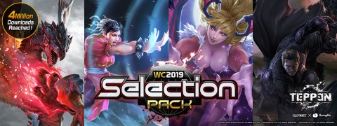 WC2019 Selection Pack