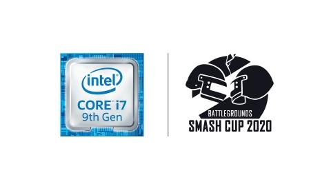 펍지주식회사가 인텔 배틀그라운드 스매쉬 컵 2020을 개최한다