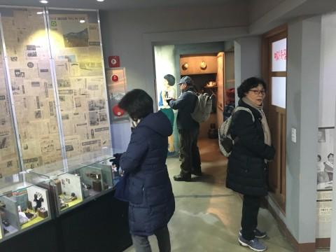 센트컬처 서울 미래유산 마지막 답사 현장