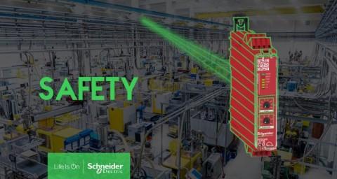 프리벤타 XPS 유니버설 시리즈에서도 지금까지 슈나이더일렉트릭이 세이프티 제품에 적용해 온 것처럼 인증된 세이프티 체인 솔루션을 사용할 수 있다