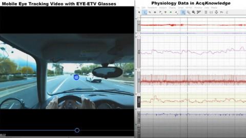 ETVision 시선추적 안경은 실험 대상이 연구실이나 외부, 직장에 있을 때, 혹은 운동할 때 등 실험 장소에 장관 없이 연구자들이 실제 시선추적 데이터를 취합할 수 있게 한다