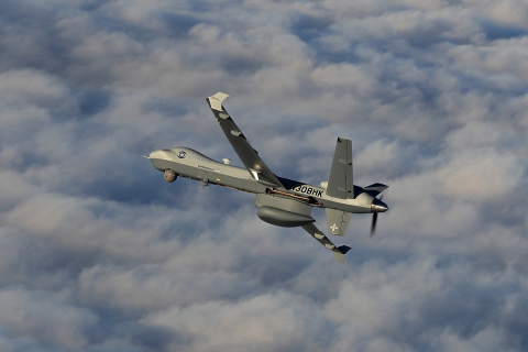 린든 블루 GA-ASI CEO는 우리 MQ-9 비행 시연에 HAF와 HCG의 지원을 받은 것을 영광으로 생각한다고 밝혔다.