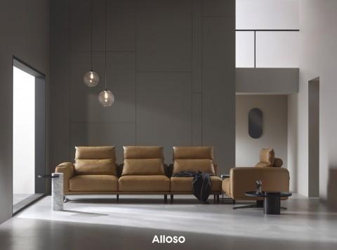 알로소가 어반 클래식 클렉트를 출시했다