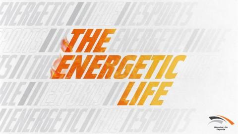 한화생명e스포츠 신규 브랜드 슬로건 The Energetic Life