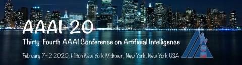 제34회 AAAI 컨퍼런스가 뉴욕시에서 개최된다