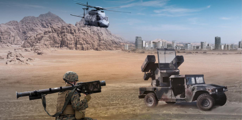 Thales - IFF in action