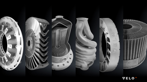 3D 프린팅으로 제조된 샘플 부품은 VELO3D의 고유한 금속 인쇄 공정이 이전에는 불가능했던 형상을 생성 할 수있는 방법을 보여준다. 응용 분야에는 항공, 석유 및 가스, 항공우...