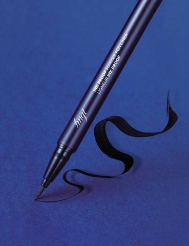 fmgt 잉크프루프 마커 펜 아이라이너 0.6g, 1만2000원/fmgt 골드 콜라겐 리퀴드 라이너 5.5g, 12만원