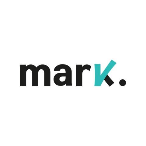 마크(Mark) 서비스 로고