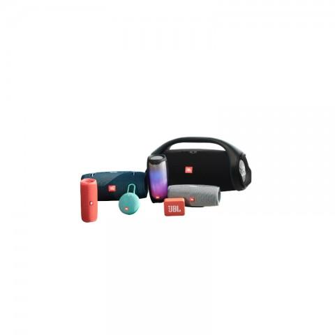 플립 5, 펄스 4 등 JBL의 대표적인 블루투스 스피커들