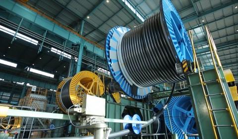 대한전선이 덴마크 국영 송전 회사인 에너지넷과 HV급 지중 송전망 공급 계약을 체결 8년간 HV급 케이블을 공급한다.