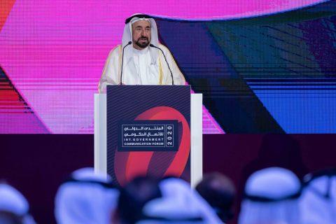 UAE 연방통치회의 위원 겸 샤르자 통치자 술탄 빈 모하메드 알 카시미
