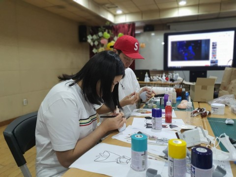 푸른나무미디어스쿨 참가자 활동