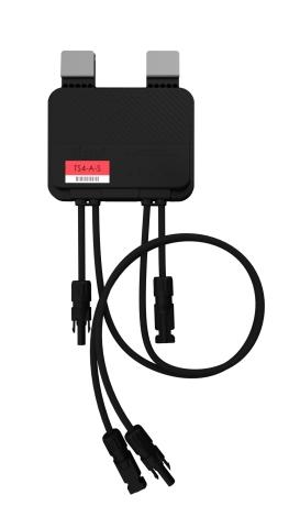TS4-A-S를 각 PV 모듈에 설치하고 타이고의 통신 부속품이 장착되면 모듈별 셧다운 기능을 구현할 수 있다. 클라우드 연결 시 타이고의 스마트 웹사이트(SMART Website...