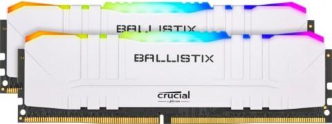 대원CTS가 프로게이머 위한 마이크론 Crucial Ballistix DDR4 3200 게이밍 메모리를 출시했다