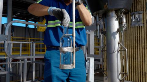 바카디 푸에르토 리코가 손세정제 원료를 공급한다