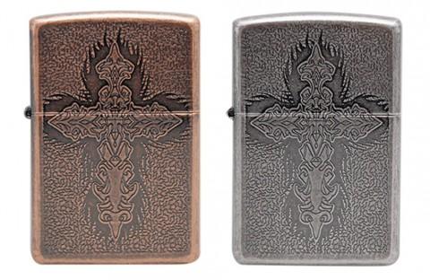 지포가 크로스 라이터 신규 디자인 시리즈 2종을 출시했다