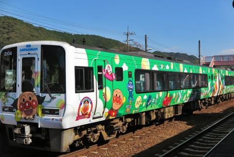 JR 시코쿠 호빵맨 열차, 도산선(土讃線)