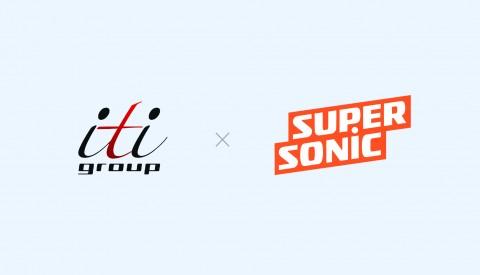 슈퍼소닉 스튜디오와 ITI 파트너십 체결