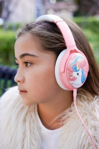 어린이용 무선 헤드폰 버디폰 코스모스ANC