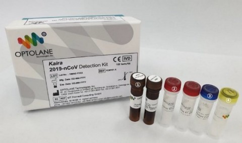 CE-IVD 인증받은 옵토레인 코로나19 진단키트