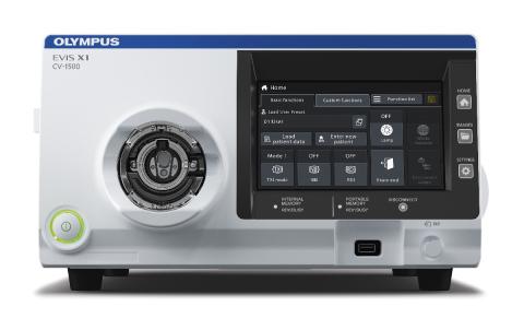 EVIS X1 CV-1500 front