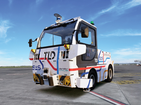 TLD는 벨로다인의 라이더 센서를 공항과 산업 현장에서 생산성과 효율성을 크게 높이고 노동력을 절감할 수 있게 하는 트랙트이지 자율 전기 화물 트랙터 생산에 사용한다