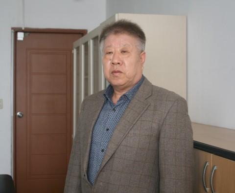 한국장애인복지사업회 허룡 회장