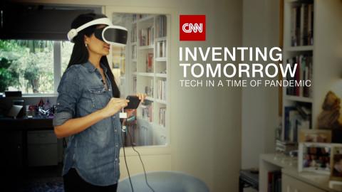 CNN 특집 프로그램 '인벤팅 투모로우'