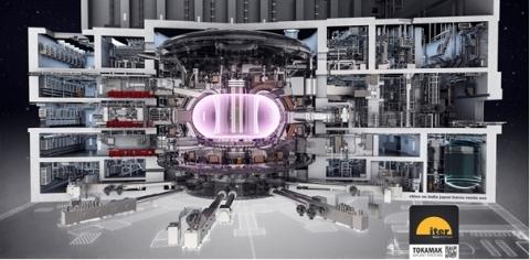 ITER Tokamak 기계와 공장