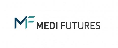메디퓨처스 로고