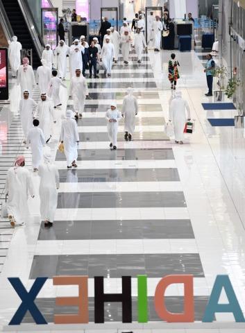 2019년 ADIHEX의 인상적인 참가자 수