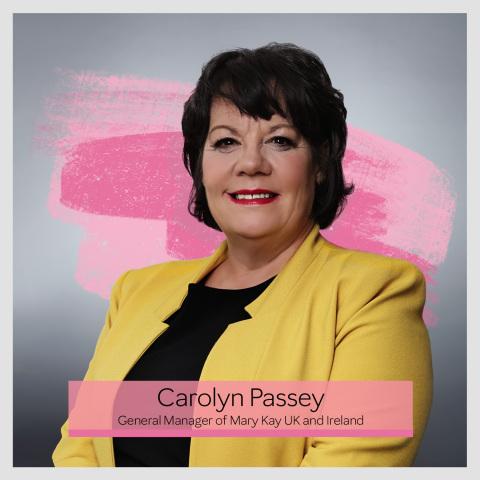 메리 케이 영국/아일랜드 법인 총괄매니저 캐롤린 패시