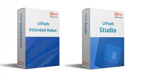 UIPath의 Robot Studio