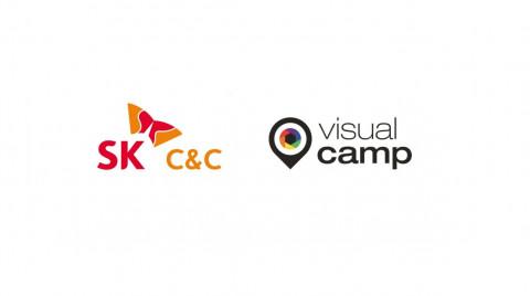 SK C&C, 비주얼캠프 로고