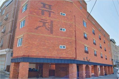 서학동 사회주택 건물