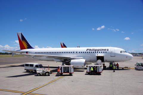 필리핀항공 항공기