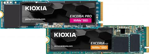 키오시아, 차세대 및 메인스트림 PC 위한 새로운 소매용 SSD 출시