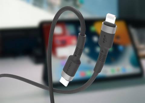 아이폰·아이패드 애플 제품 호환 충전 가능한 MFi 인증 고속 충전 케이블