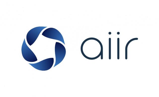알체라 에어(AIIR) 로고