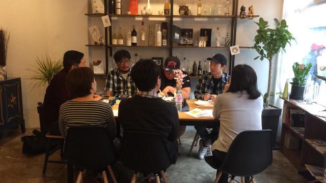 서울과 로컬의 청장년 기업 및 단체와 함께 활로를 모색 중인 협동조합 주인