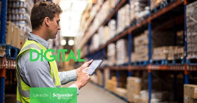 글로벌 공급망 관리 분야에서 뛰어난 성과를 보이고 있는 슈나이더 일렉트릭