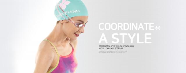 마크피에뉴 실내 수영복은 수영을 즐기는 스위머를 위한 데일리 스타일링 스위머 웨어 컬렉션이다
