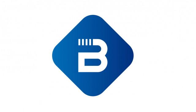 블루바이저 로고
