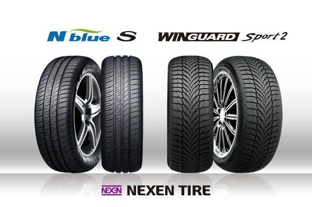 넥센타이어가 폭스바겐 골프 8세대에 신차용 타이어를 공급한다