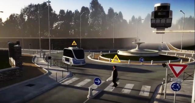벨로다인의 라이더 센서가 장착 된 파리펙스 교통 관리 솔루션은 자율주행 차량의 로터리 및 교차로 모니터링을 지원할 수 있다