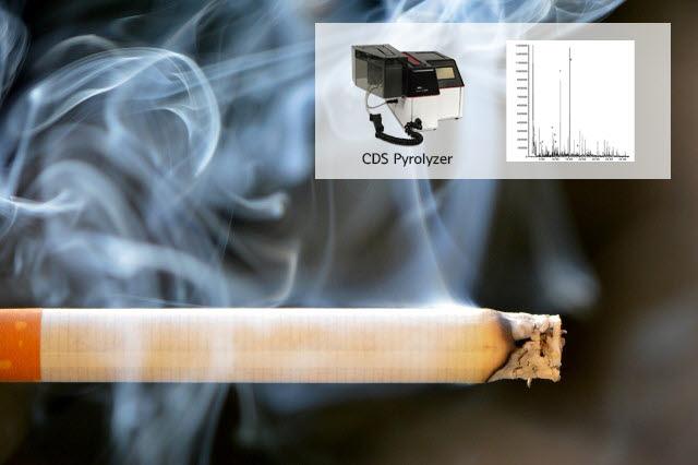 유엠씨사이언스가 국내 유통하고 있는 열분해기인 CDS 파이롤라이저가 담배 연소 시 온도에 따라 생성되는 유해물질 분석에도 사용되고 있다.